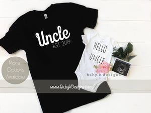 Uncle Set of 2