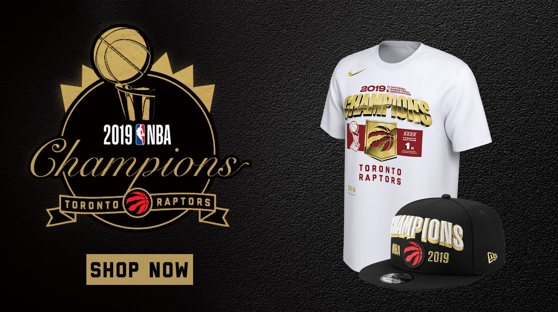more photos ce363 9458f Raptors Nike Men s 2019 NBA Champs Locker Room Tee