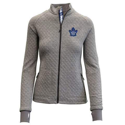 Maple Leafs Ladies Harlow Zip Jacket