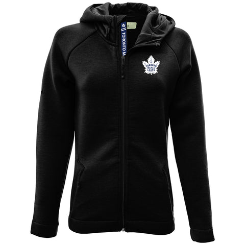 Maple Leafs Ladies Motion Hooded Jacket