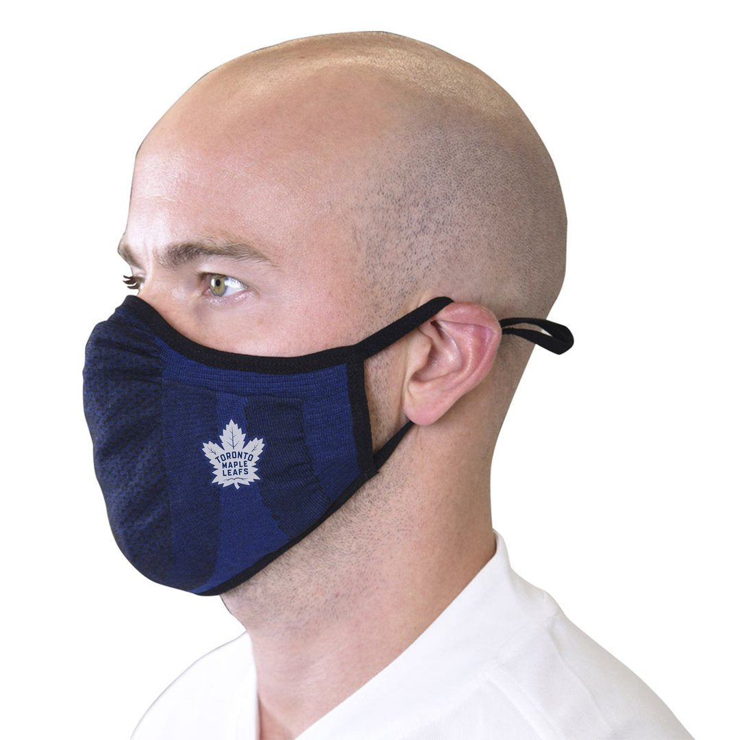 Maple Leafs Adult Core Logo Guard Face Covering