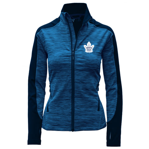 Maple Leafs Ladies Aura Zip Jacket