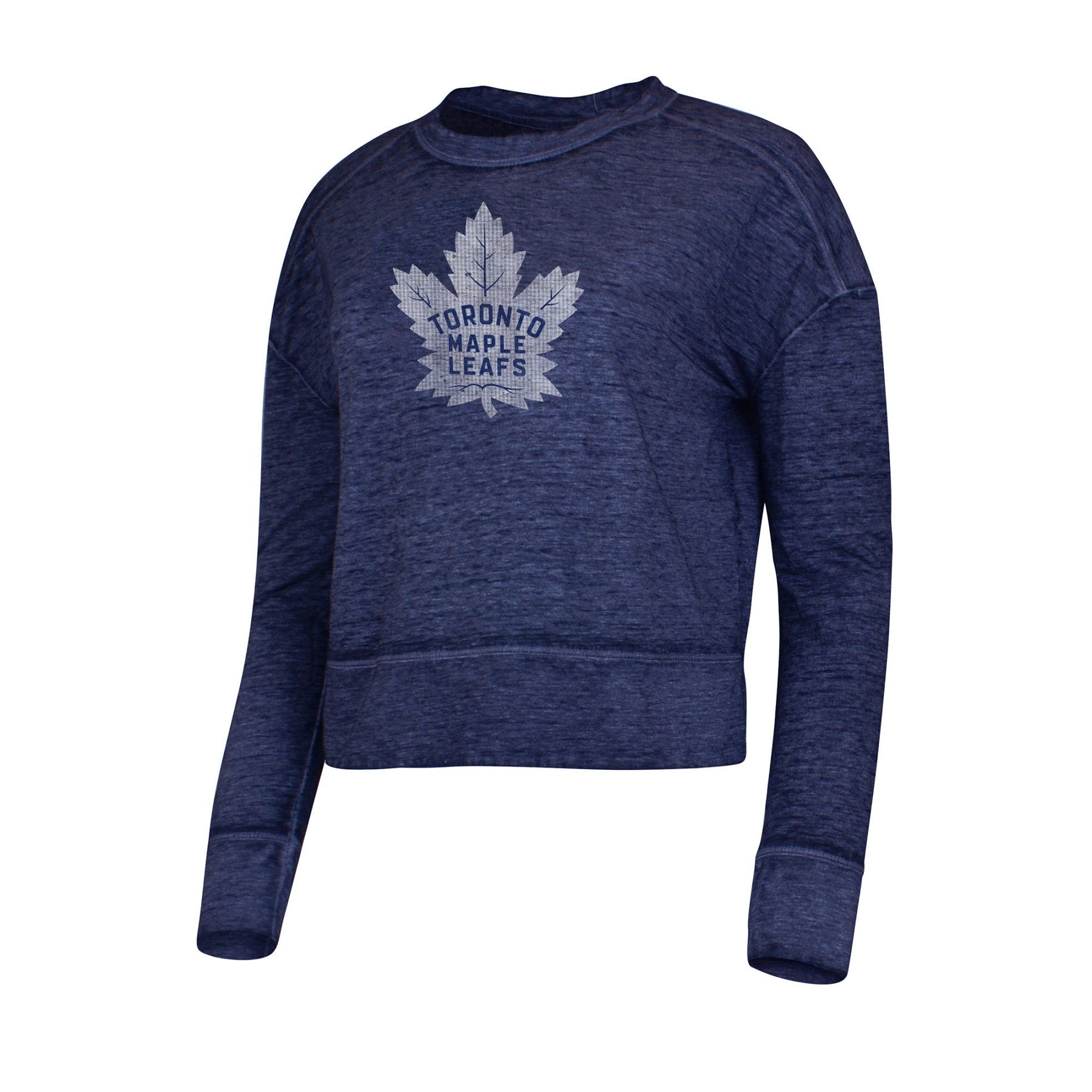 Maple Leafs Ladies Surge Sleep Long Sleeve Top