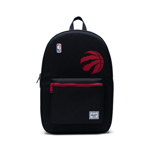 Raptors Herschel Superfan Settlement Backpack - Black/Red
