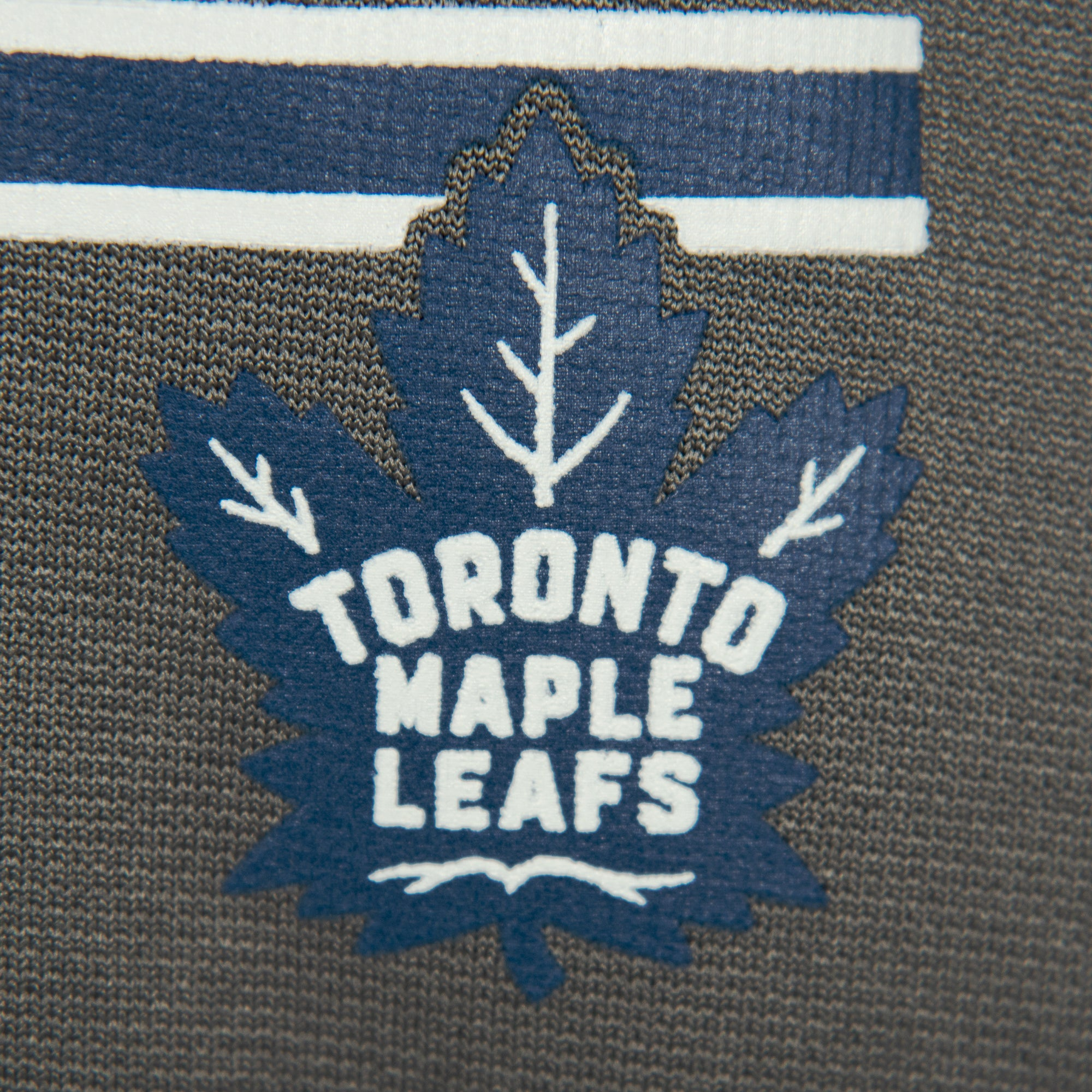 Maple Leafs Adidas Men's Sport Team Issue Bar Hoody
