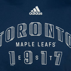 Maple Leafs Adidas Men's Sport On Repeat Creator Tee