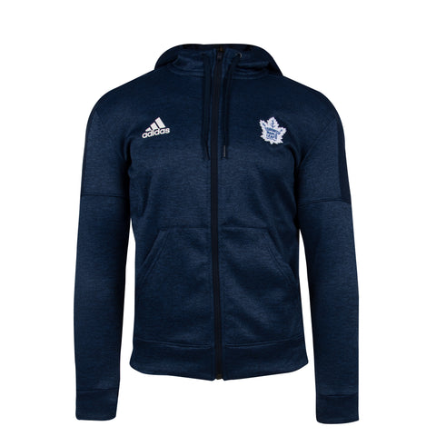 Maple Leafs Adidas Ladies Team Issue Full Zip Hoody