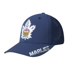 Marlies Men's Perforated Structured Flex Hat