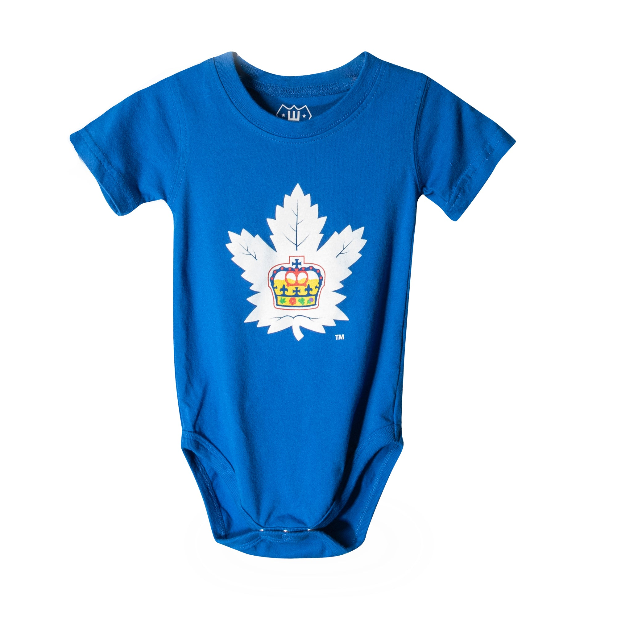 Marlies Infant Logo Onesie