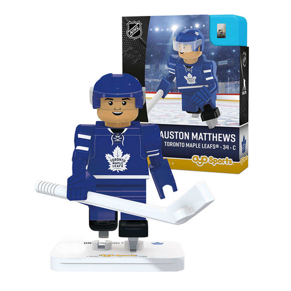Maple Leafs OYO #34 Auston Matthews Player Figurine