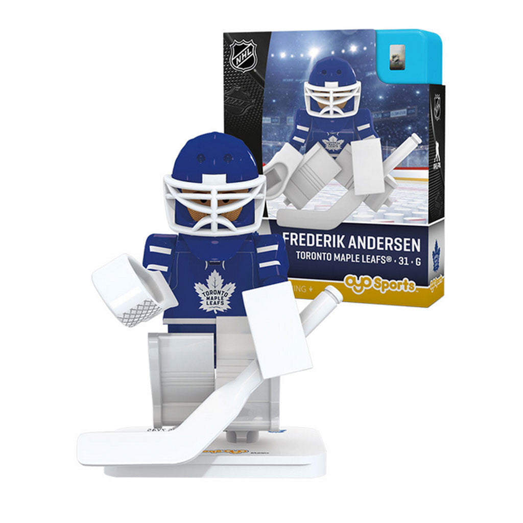Maple Leafs OYO #31 Frederik Andersen Player Figurine
