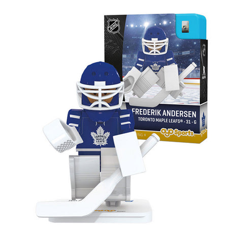 Toronto Maple Leafs OYO #31 Frederik Andersen Player Figurine