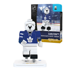 Toronto Maple Leafs OYO Carlton Mascot Player Figurine