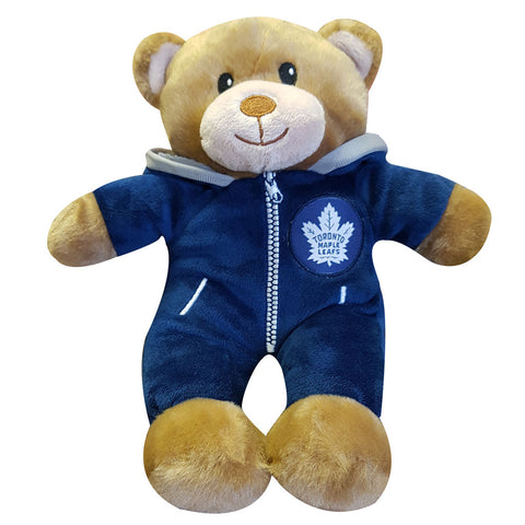 "Toronto Maple Leafs 8"" Jumpsuit Bear"