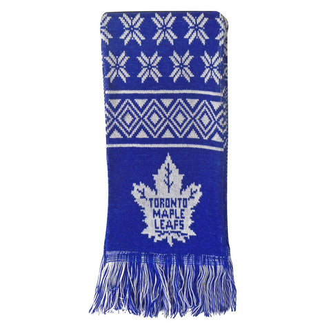 Toronto Maple Leafs Lodge Scarf
