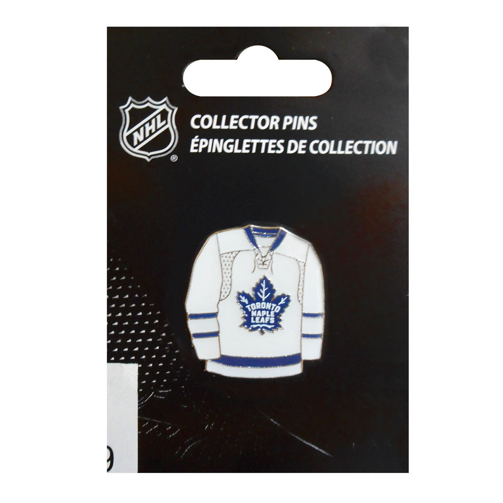 Toronto Maple Leafs Away Jersey Pin