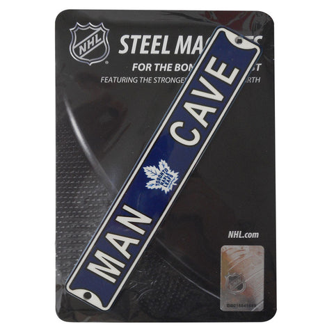 Toronto Maple Leafs Man Cave Magnet