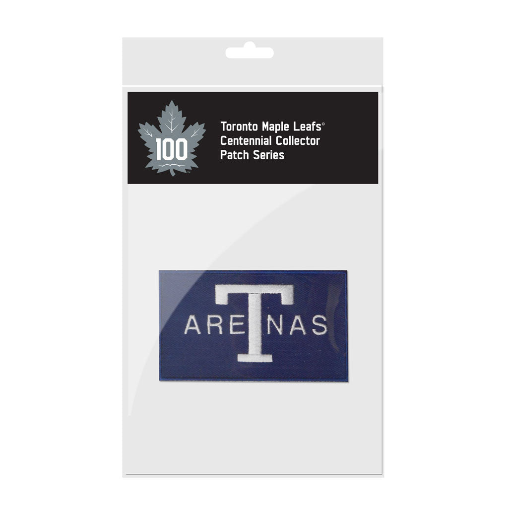 Maple Leafs Collectors Patch Series 1917 Logo