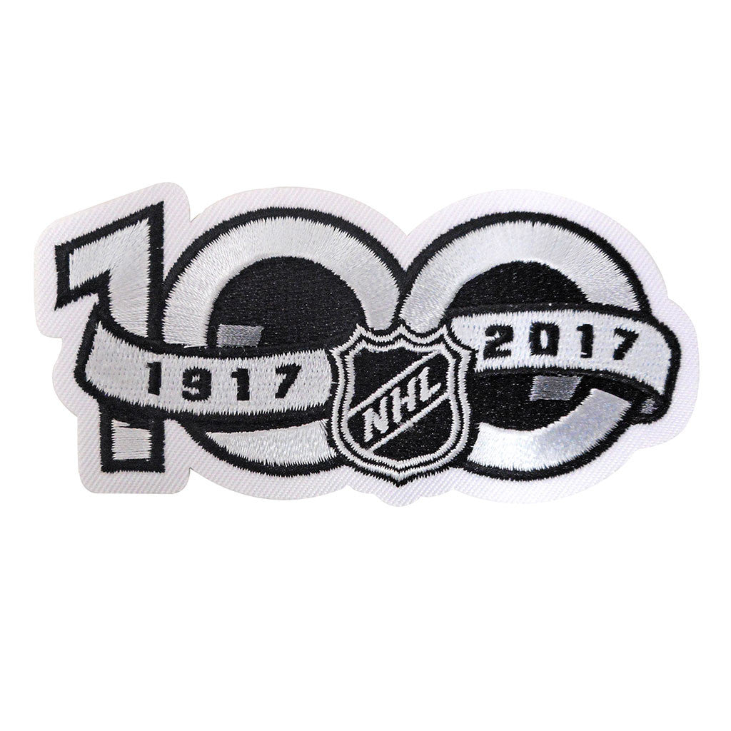 Toronto Maple Leafs NHL 100th Season Jersey Patch - shop.realsports