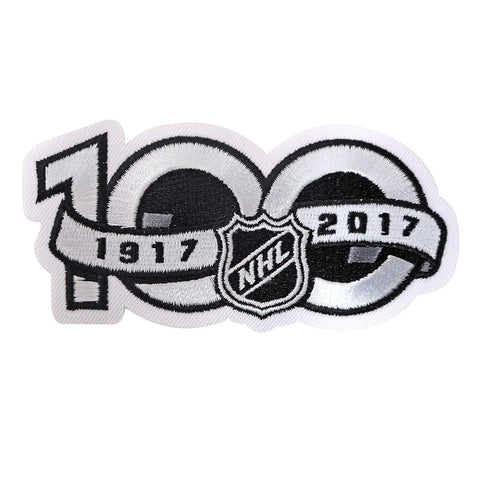 Toronto Maple Leafs NHL 100th Season Jersey Patch