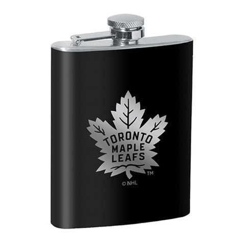 Maple Leafs Stainless Steel Flask