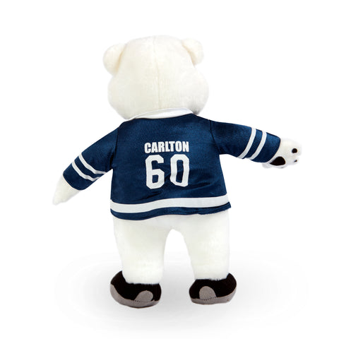 Maple Leafs Carlton Mascot Plush