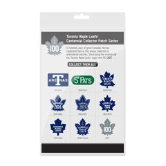 Maple Leafs Collectors Patch Series 1963 Logo