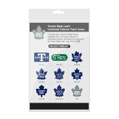 Toronto Maple Leafs Collectors Patch Series 1970 Logo