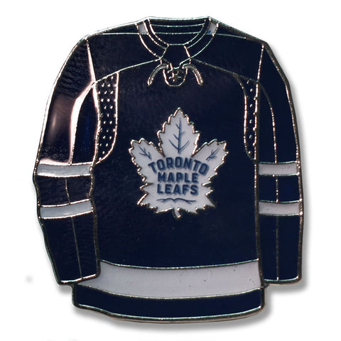 Maple Leafs New Logo Jersey Pin