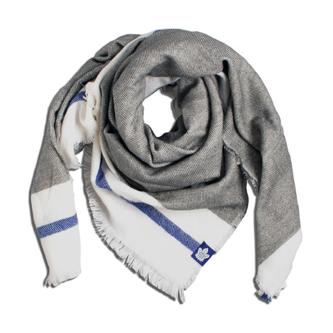 Maple Leafs Blanket Scarf
