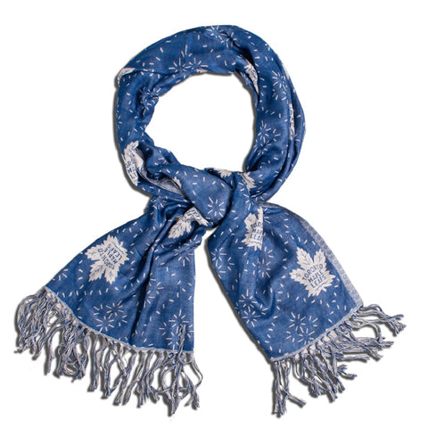 Maple Leafs Tapestry Fashion Scarf