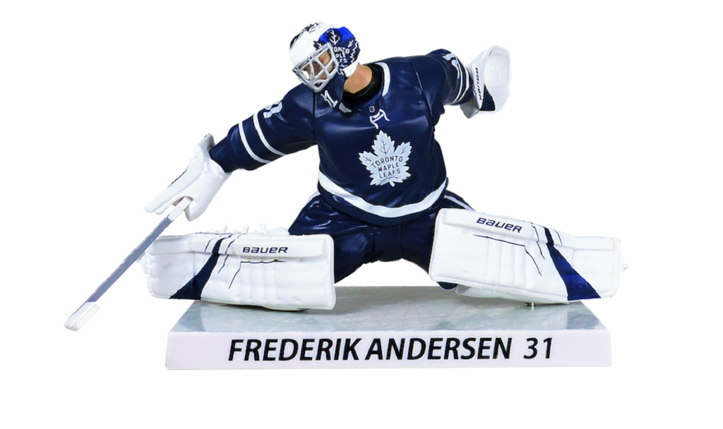 info for 3c19a 0b6dc Maple Leafs Andersen 6