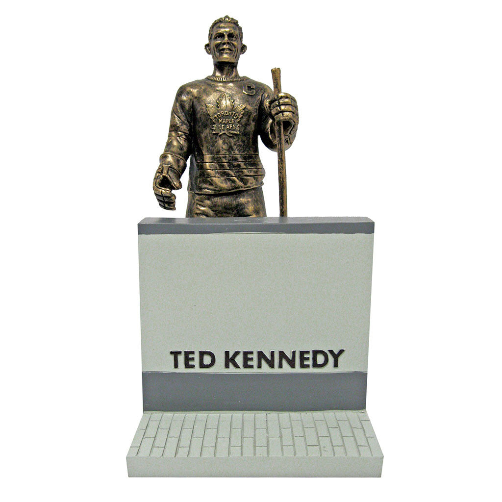 "Toronto Maple Leafs 10"" Kennedy Legends Row Bronze Replica Figurine - shop.realsports - 1"