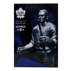 "Toronto Maple Leafs 10"" Kennedy Legends Row Bronze Replica Figurine - shop.realsports - 2"
