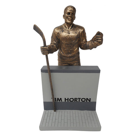 Maple Leafs Horton Legends Row Replica Figurine