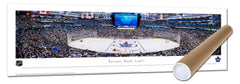 Toronto Maple Leafs Next Century Game Panoramic Tubed Print