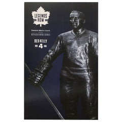 Maple Leafs Kelly Legends Row Replica Figurine