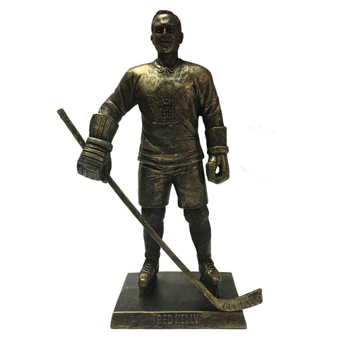 "Toronto Maple Leafs 10"" Kelly Legends Row Bronze Replica Figurine"