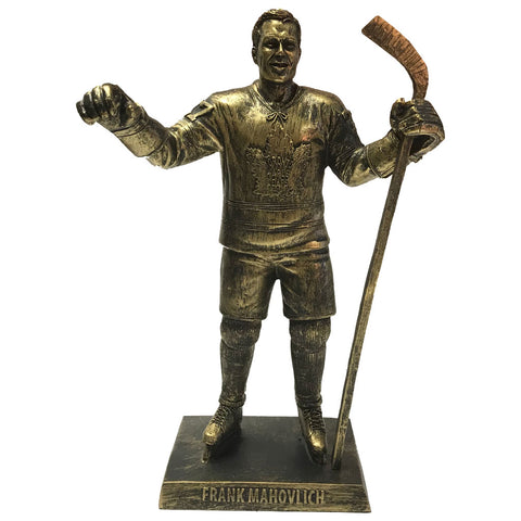 Maple Leafs Mahovlich Legends Row Replica Figurine