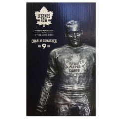 "Toronto Maple Leafs 10"" Conacher Legends Row Bronze Replica Figurine"