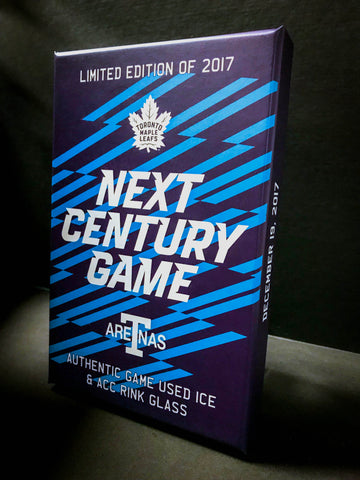 Toronto Maple Leafs Next Century Game Slice of the Ice