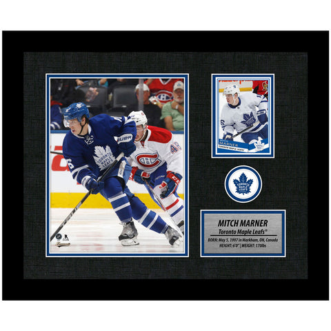 Toronto Maple Leafs Mitch Marner Photocard Frame