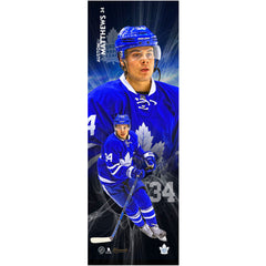 Toronto Maple Leafs Auston Matthews Player Plaque