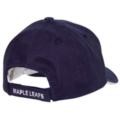 Toronto Maple Leafs Old Time Hockey Men's Raised Replica Adjustable Hat - shop.realsports - 2