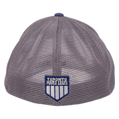 Toronto Maple Leafs Old Time Hockey Men's 1928 Duster Meshback Flexfit Hat - shop.realsports - 2