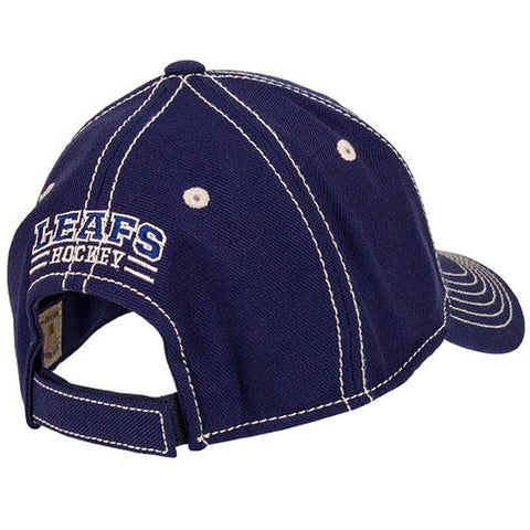 Toronto Maple Leafs Old Time Hockey Men's 1928 Keeper Velcro Adjustable Hat
