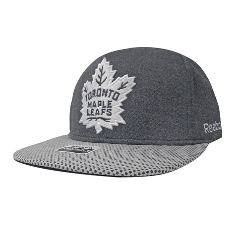 Toronto Maple Leafs Reebok Men's Face Off Tonal Snapback