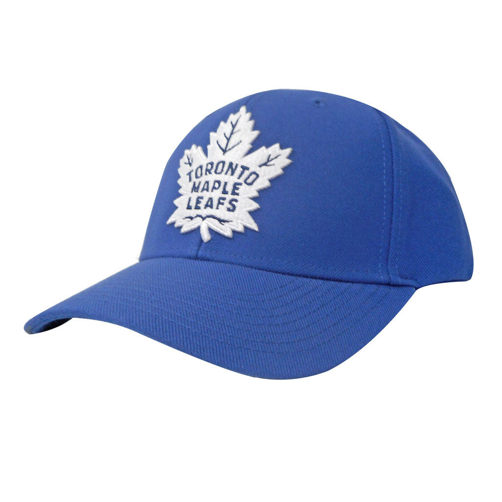 Toronto Maple Leafs Reebok  Men's Basic Structured Adjustable Hat - shop.realsports