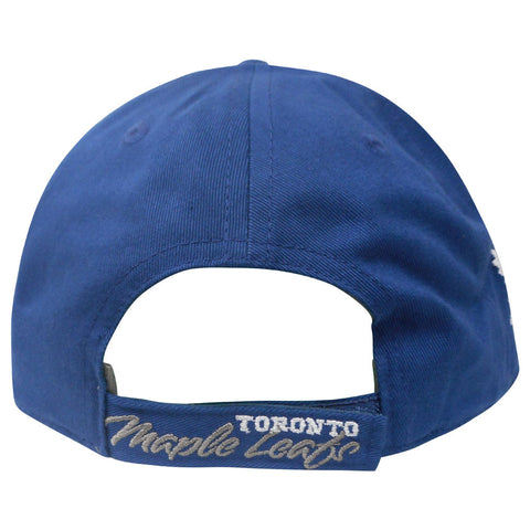 Toronto Maple Leafs Old Time Hockey Men's Chipper Scripted Adjustable Hat