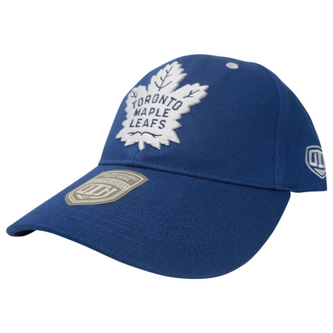 Toronto Maple Leafs Old Time Hockey Men's Open Ice Adjustable Hat